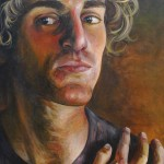 Acrylic on Canvas; 30 x 48