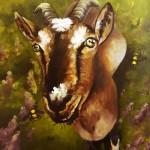 Acrylic on Canvas - 19