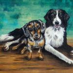 Acrylic on Canvas - 26